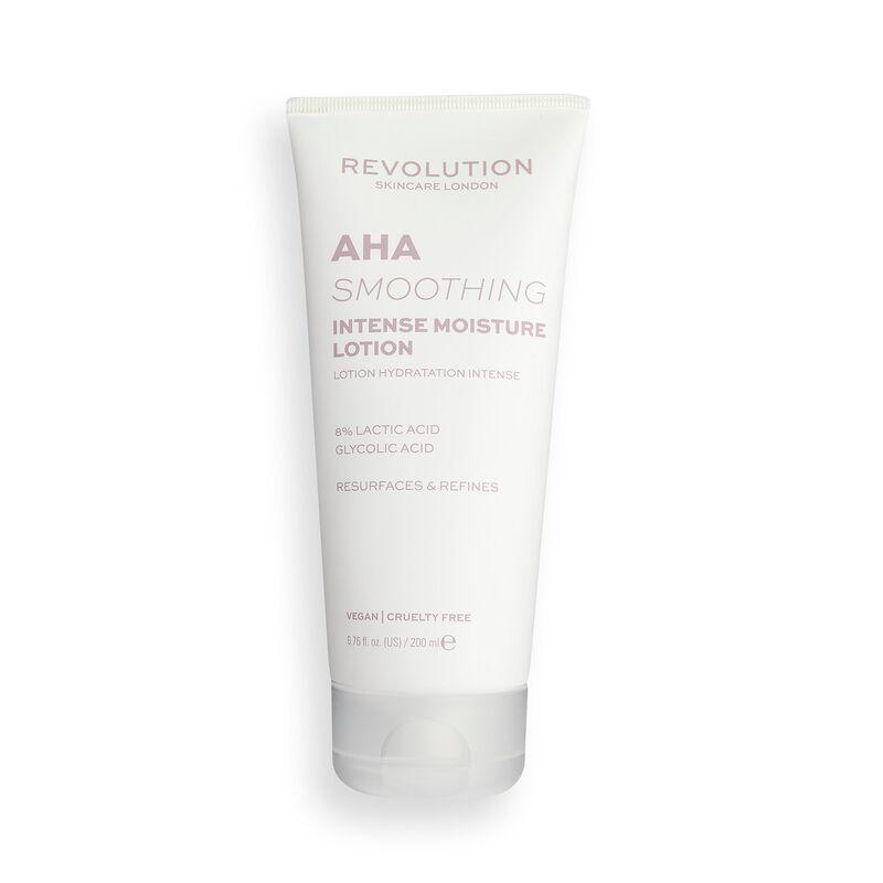 Revolution Body Skincare AHA Smoothing Intense Moisture Lotion