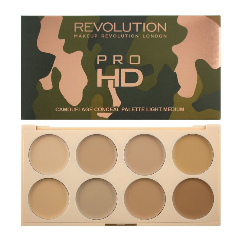 Ultra Pro HD Camouflage Light Medium
