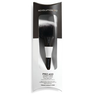 400 Extra Large Fan Brush