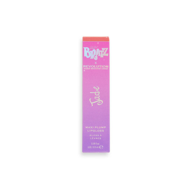 Makeup Revolution x Bratz Maxi Plump Lip Gloss Jade