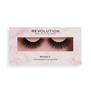 Makeup Revolution 3D Faux Mink Lashes Minky