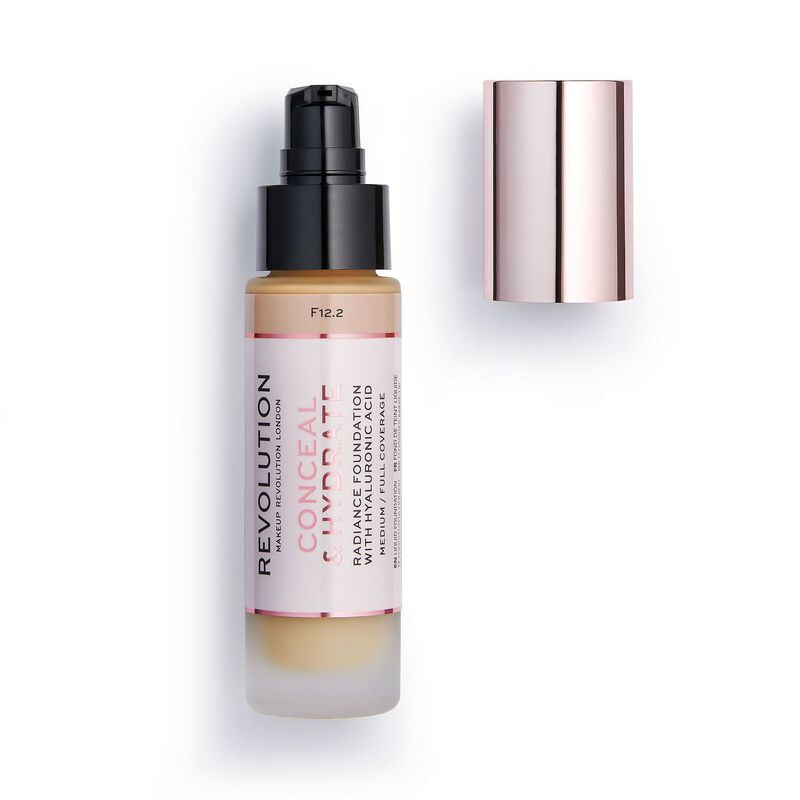 Conceal & Hydrate Foundation F12.2