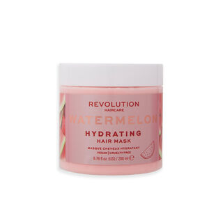 Revolution Hair Mask Hydrating Watermelon