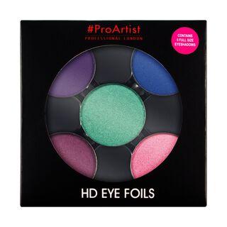 HD Eye foils Bright