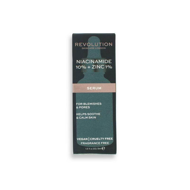 Blemish and Pore Refining Serum - 10% Niacinamide + 1% Zinc