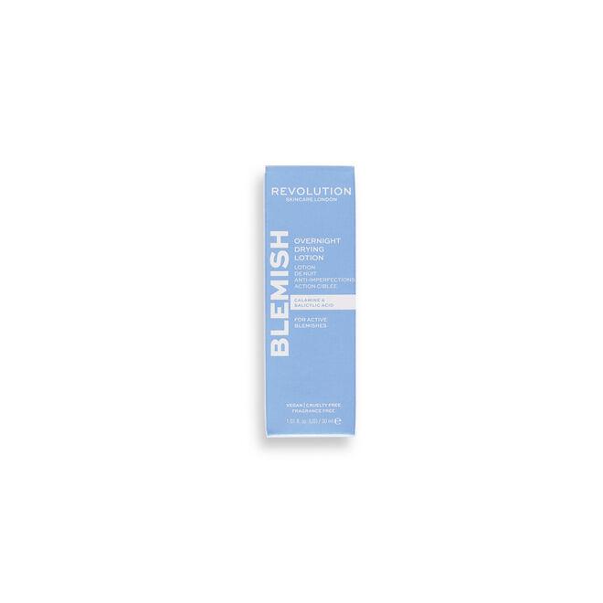 Revolution Skincare Salicylic Acid and Calamine Anti Blemish Overnight Drying Lotion