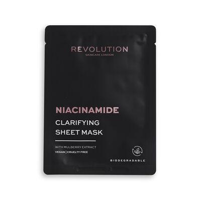 Revolution Skincare Niacinamide Blemish & Pore Sheet Mask