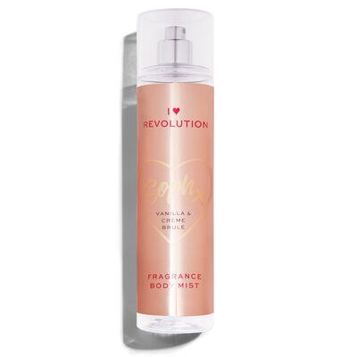 I Heart Revolution X SophVanilla & Crème Brule Body Mist