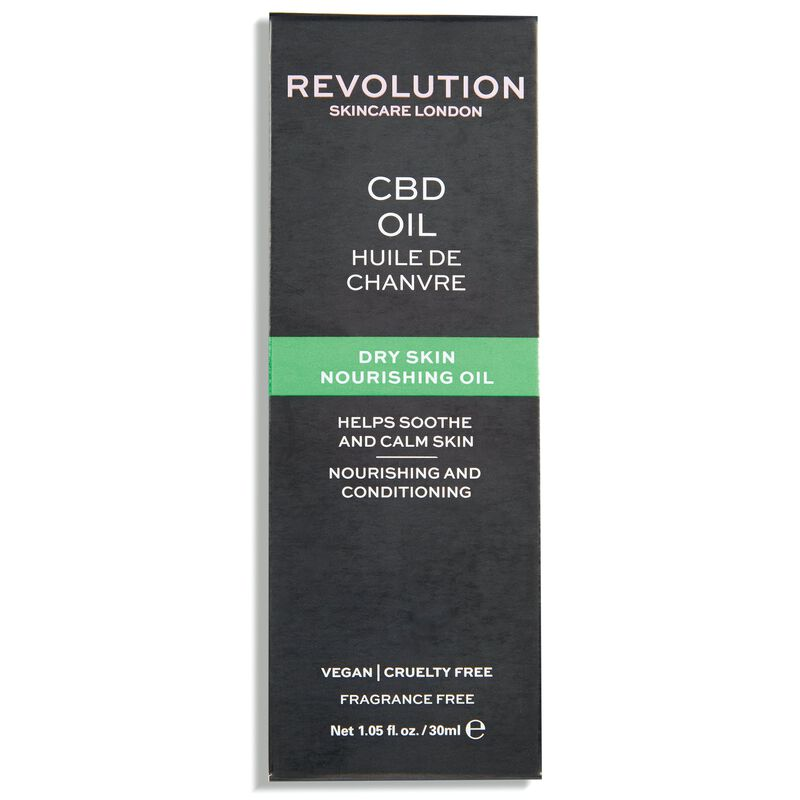 Nourishing Oil - CBD OIL