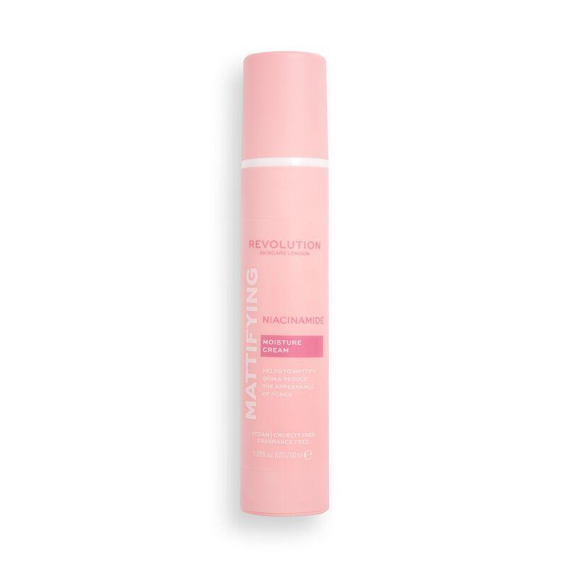 Revolution Skincare Niacinamide Mattifying Moisture Cream