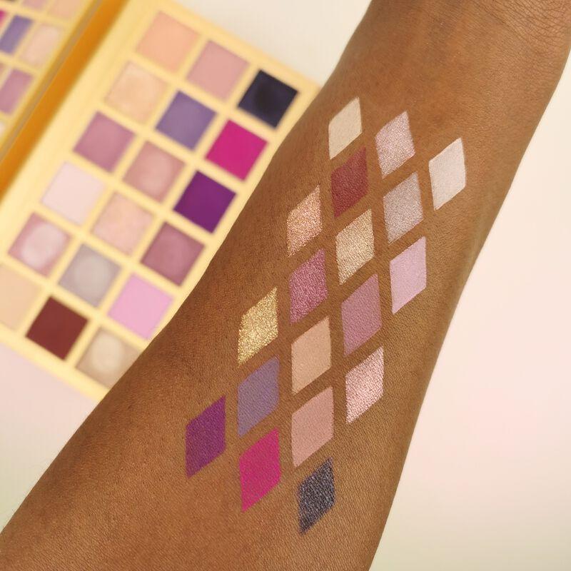 XX Revolution LuXX Eyeshadow Palette Decadent LuXX
