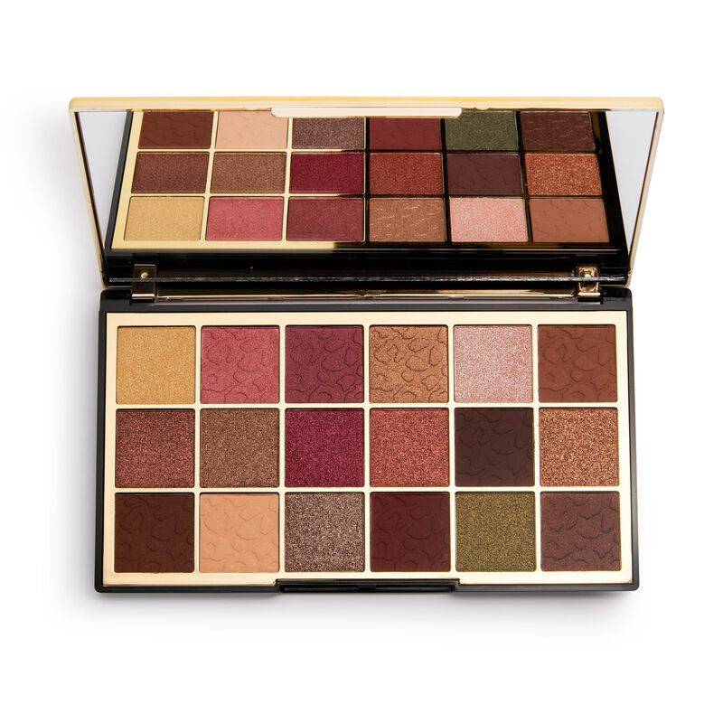 Wild Animal Courage Palette