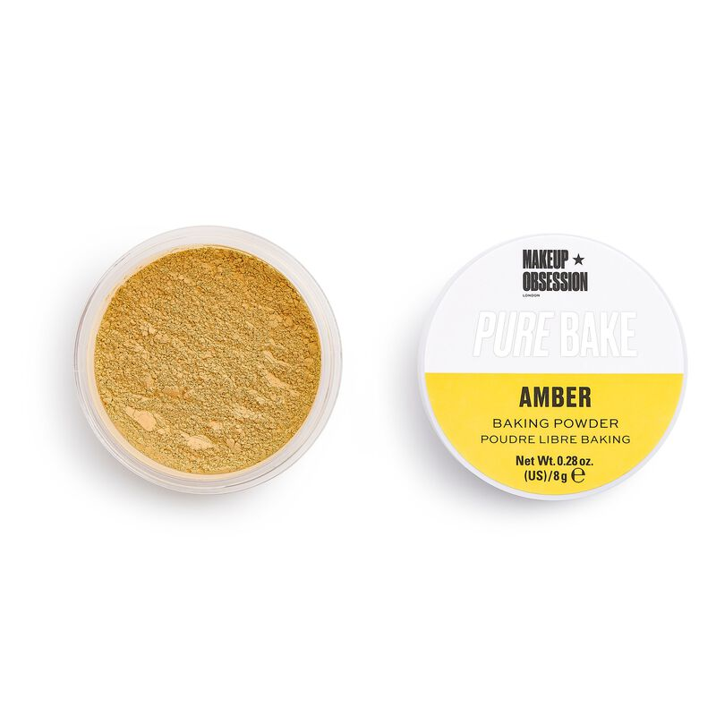 Pure Bake Baking Powder Amber