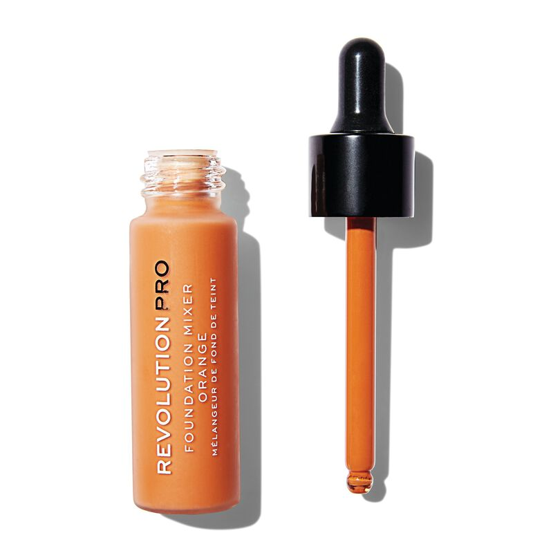 Foundation Mixer Orange