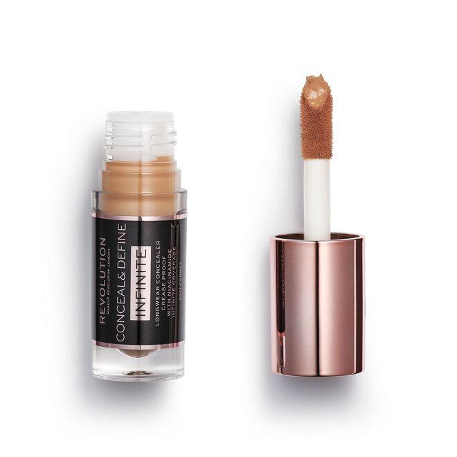 Makeup Revolution Conceal & Define Infinite Longwear Concealer (5ml) C11.5