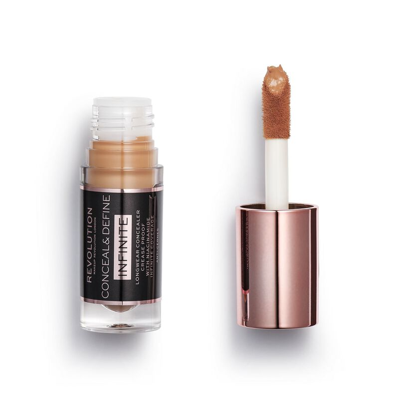 Makeup Revolution Conceal & Define Infinite Longwear Concealer (5ml) C11.5