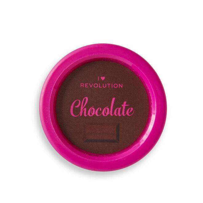 I Heart Revolution Lip Scrub Chocolate