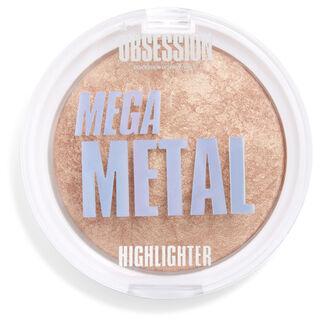 Makeup Obsession Mega Metal Highlighter