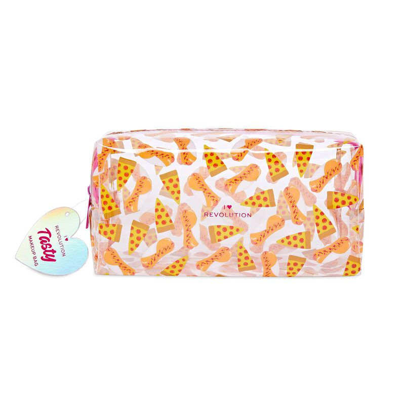 Tasty Cosmetic Bag Fast Food