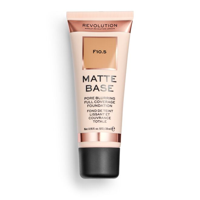 Matte Base Foundation F10.5