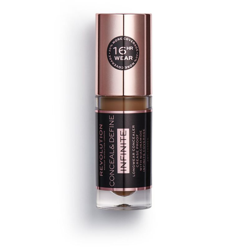 Makeup Revolution Conceal & Define Infinite Longwear Concealer (5ml) C14.9