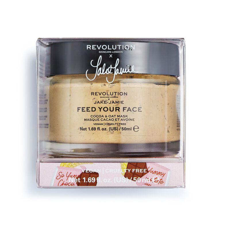 x Jake – Jamie Cocoa & Oat Moisturising Face Mask