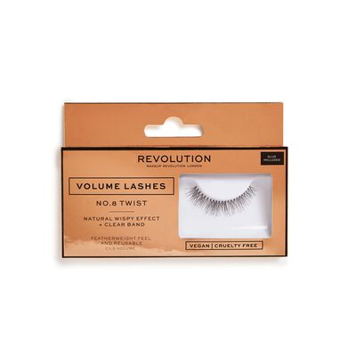 No.8 Twist - Volume Lashes