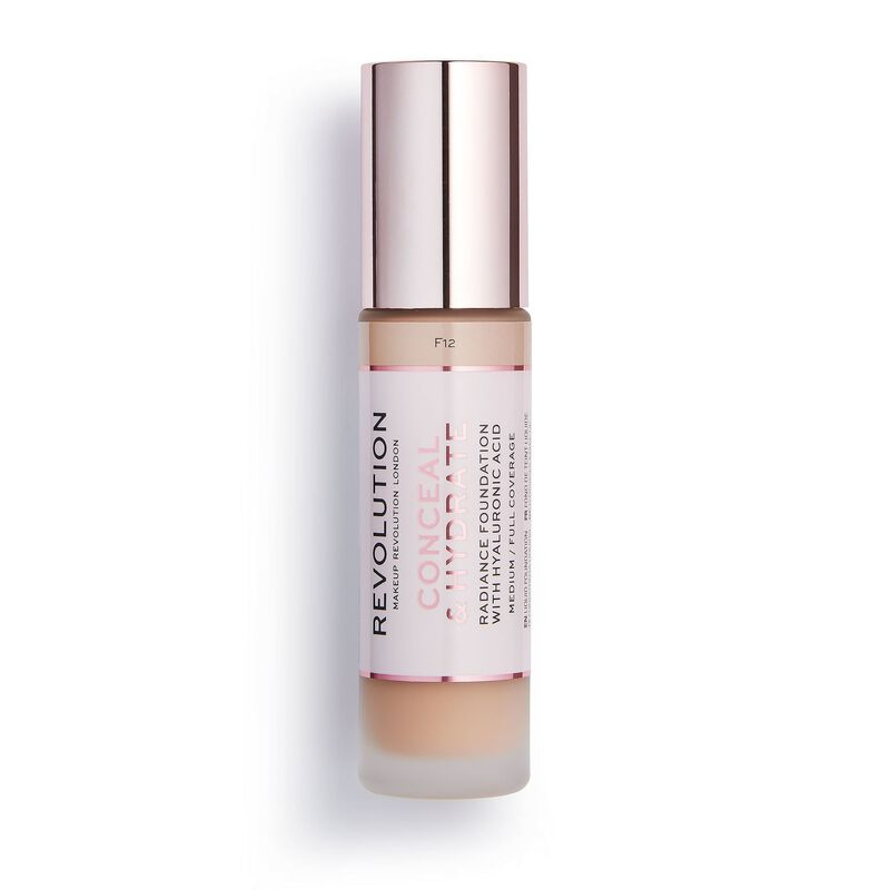 Conceal & Hydrate Foundation F12