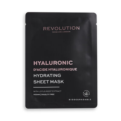 Revolution Skincare Hyaluronic Acid Hydrating Sheet Mask