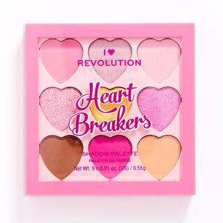 I Heart Revolution Heartbreakers Eyeshadow Palette Candyfloss