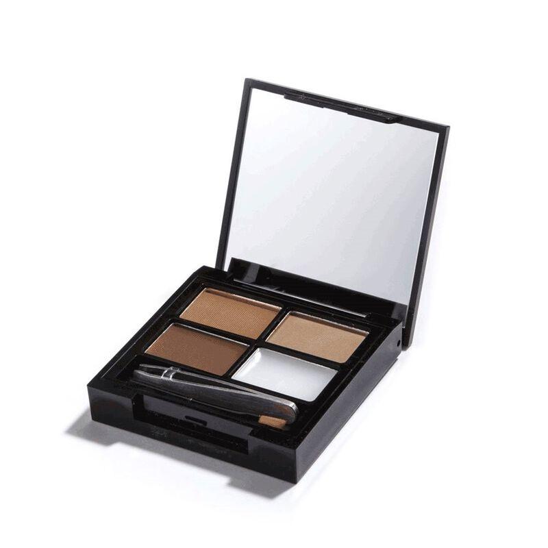 Focus & Fix Brow Kit - Medium Dark