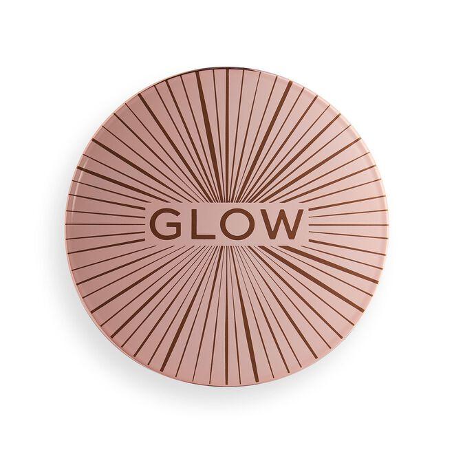 Makeup Revolution Glow Splendour Bronzer Medium Dark