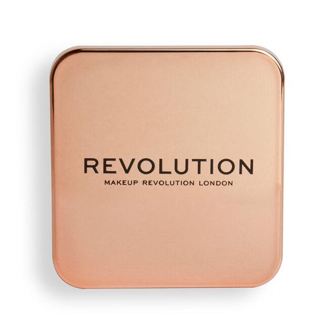 Makeup Revolution Brow Sculpt Kit Dark Brown