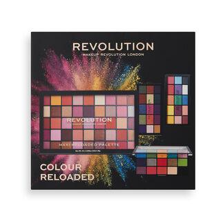Makeup Revolution Colour Reloaded Eyeshadow Palette Set