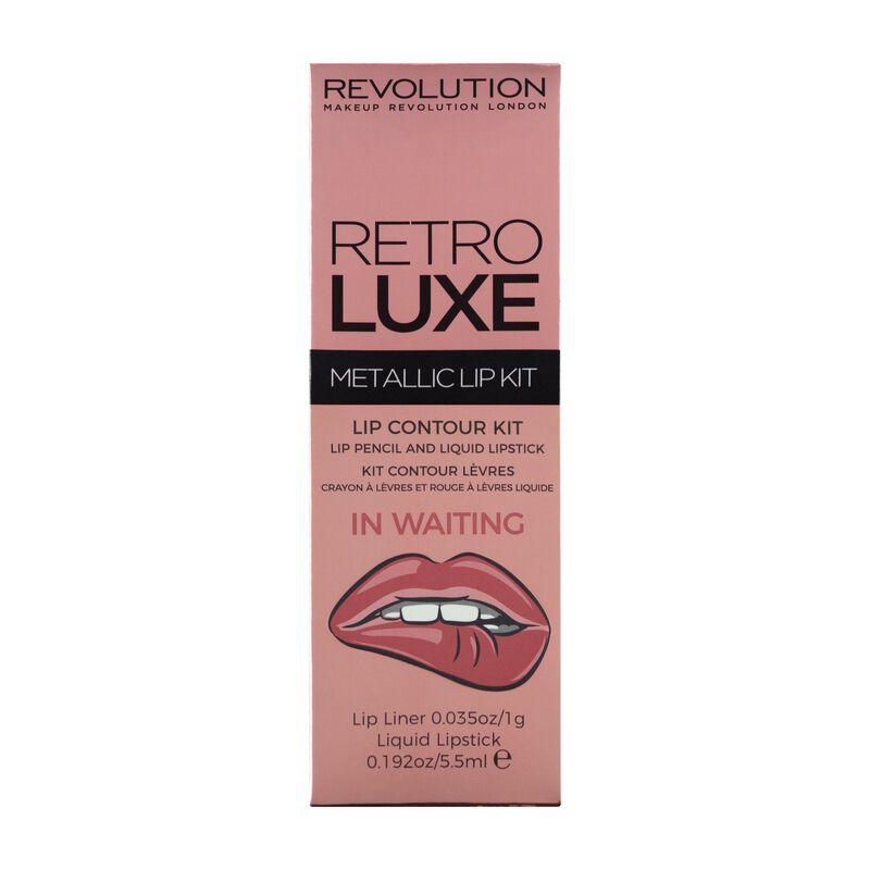 Retro Luxe Kits Metallic In Waiting