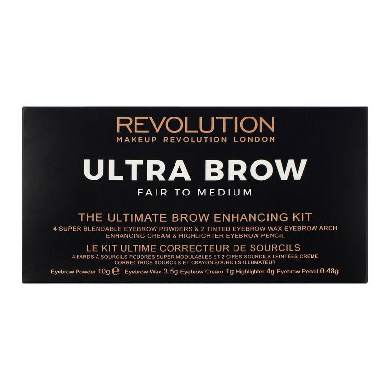 Ultra Brow Kit - Fair to Medium