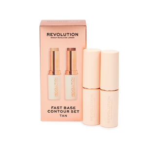 Makeup Revolution Fast Base Contour Set Tan