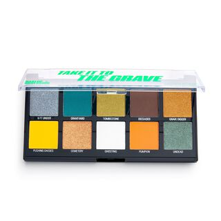 Halloween Take It to the Grave Shadow Palette