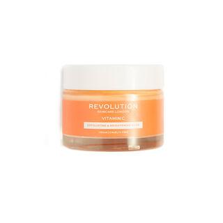 Revolution Skincare Vitamin C, Turmeric & Cranberry Seed Energising Mask