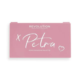 Makeup Revolution X Petra XOXO Shadow Palette