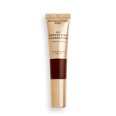 Revolution Pro CC Cream Perfecting Foundation SPF30  F18