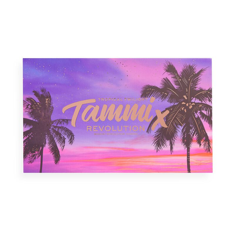 Makeup Revolution X Tammi Tropical Twilight Eyeshadow Palette