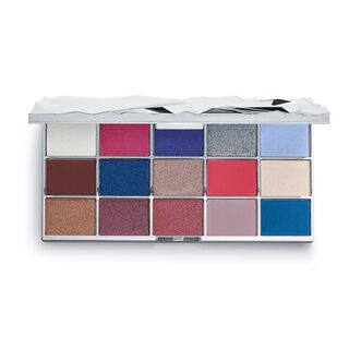 Glass Mirror Shadow Palette
