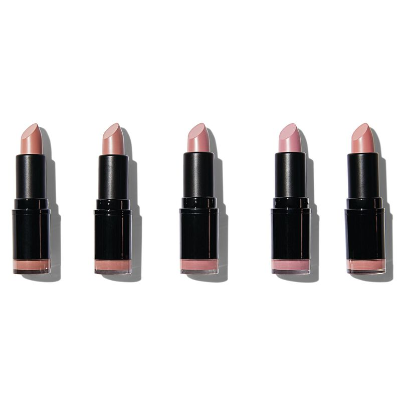 Lipstick Collection Matte Nude
