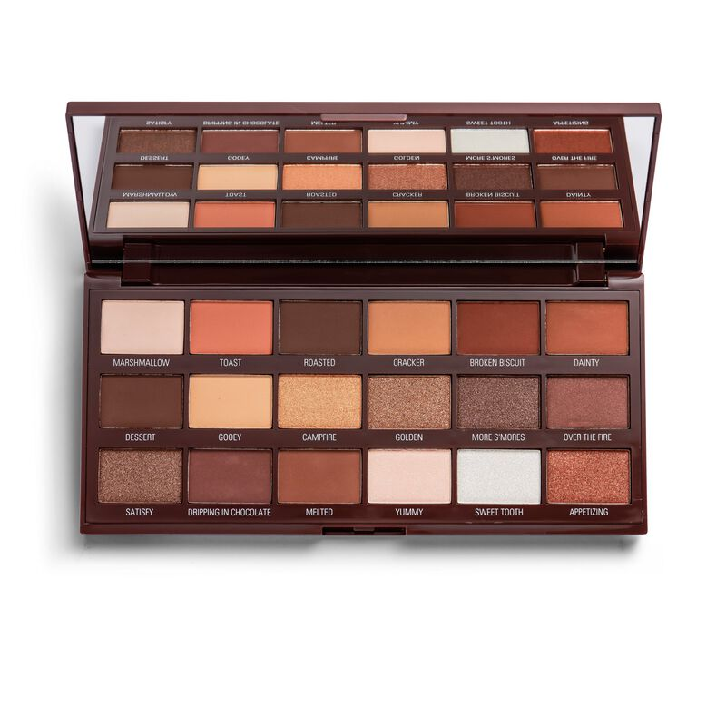 I Heart Makeup Smores Chocolate Palette