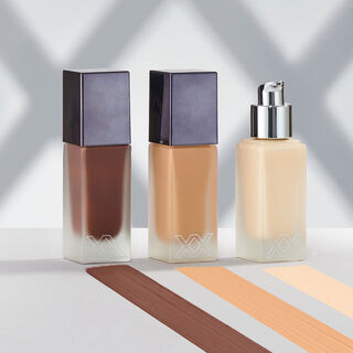 XX Revolution Liquid Skin FauXXdation Double FiXX Foundation