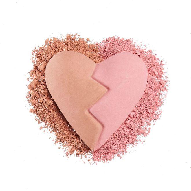 I Heart Revolution Heartbreakers Matte Blush Creative
