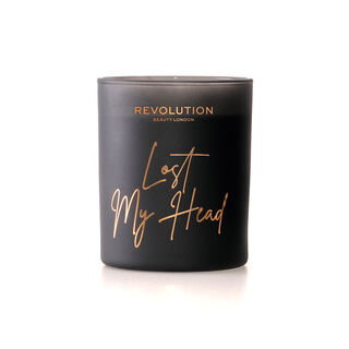 Revolution Lost My Head Scented Candle