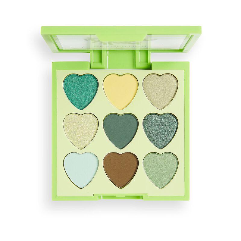 I Heart Revolution Heartbreakers Lucky Eyeshadow Palette