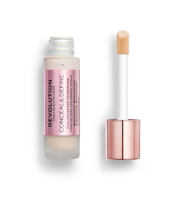 Makeup Revolution Conceal & Define Foundation F1